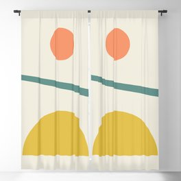 Sunrise / Sunset Blackout Curtain