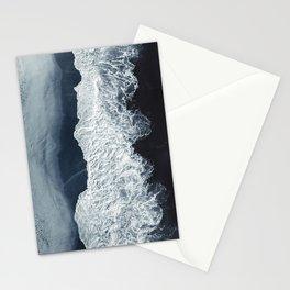 Deep Blue Stationery Cards