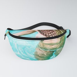 Summer Time in the Pool Fanny Pack