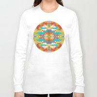 western Long Sleeve T-shirts featuring Western Mind by WILLING