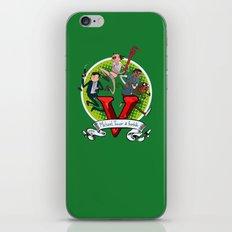 GTA TIME!! iPhone & iPod Skin