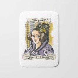 Ada Lovelace Bath Mat
