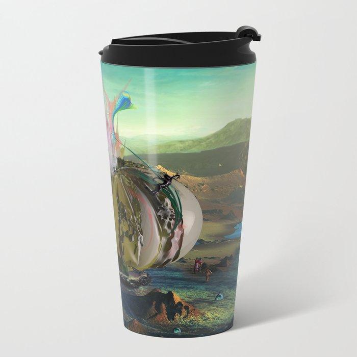 Dua:Talum Metal Travel Mug