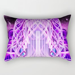 Path of Enlightenment Rectangular Pillow