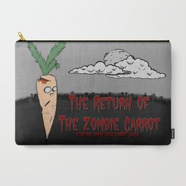 The zombie carrot Carry-All Pouch