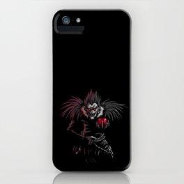 Ryuk by night iPhone Case