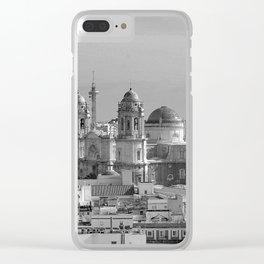 Cadiz Clear iPhone Case