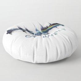 Comfortably Numb Floor Pillow
