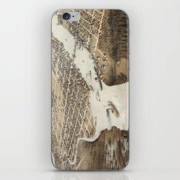 Green Bay - Wisconsin - 1867 iPhone Skin