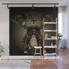 Katya Zamolodchikova - Exorcist Wall Mural