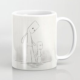 If you ever turn around, you'll see me Coffee Mug
