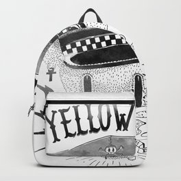 Bad Taxi Driver Backpack
