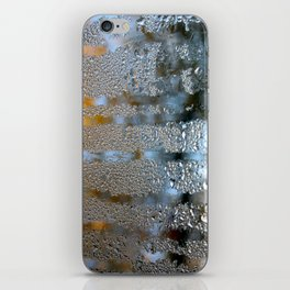 Out with Fall and In with Winter iPhone Skin