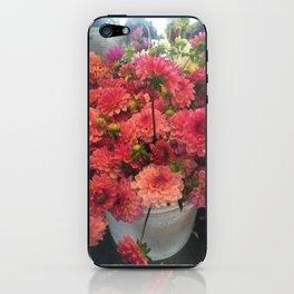 Dahlia Love iPhone Skin