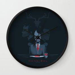 Hannibal series Wall Clock