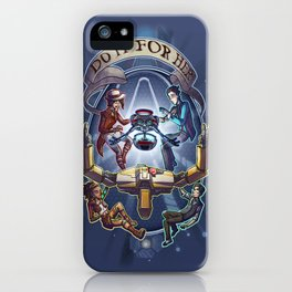 Tales from the Borderlands - Do it for Her iPhone Case