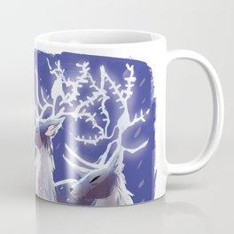 Brain Deer Coffee Mug