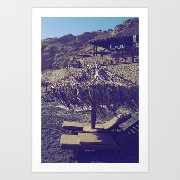 Private Paradise II Art Print