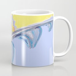 Passing Through Coffee Mug
