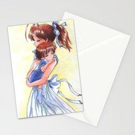 Sleeping Ushio Clannad Stationery Cards