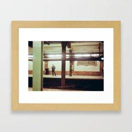 Borough Hall Framed Art Print