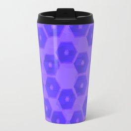 Ultraviolet Petals XXXIII Travel Mug