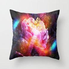 Wrap In Velvet Throw Pillow