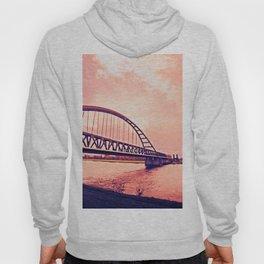 Over the Bridge Hoody