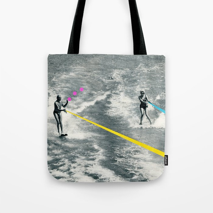 Competitive Strategy Tote Bag