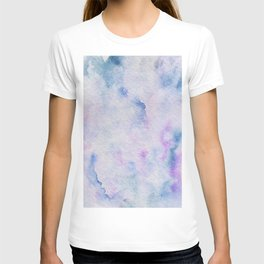 Watercolor abstraction  background. T-shirt