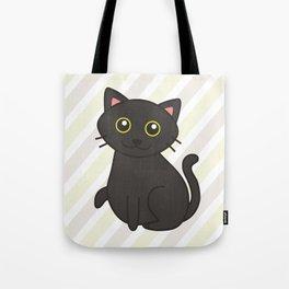 Stitch the Fat(ass) Cat Tote Bag