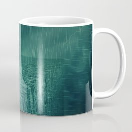 At the edge of Nothing Coffee Mug