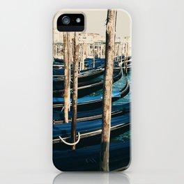 Ocean blue Venice iPhone Case