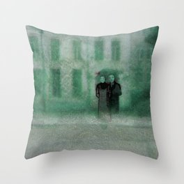 The Monster Series (1/8) Throw Pillow