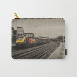 Harry Patch at Bristol Temple Meads Carry-All Pouch
