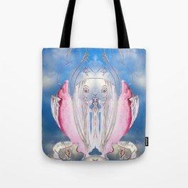 Jester B's Color Magic Tote Bag