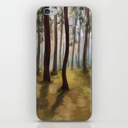 Forrest for the Trees iPhone Skin