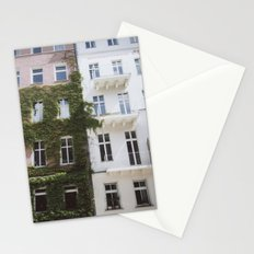 Berlin Apartments Stationery Cards