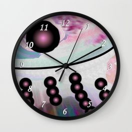The way of the hole Wall Clock