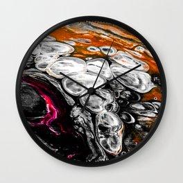 Lava Flow Wall Clock