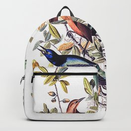 Boat Tailed Grackle Backpack