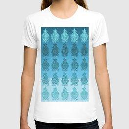 Harmony in bleu T-shirt