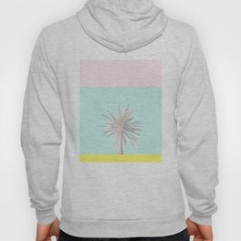 Pastel Candy Palm Hoody