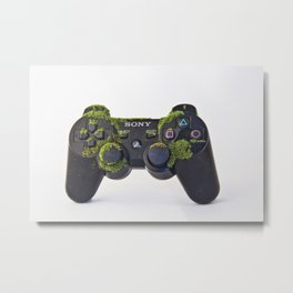 after We've Gone. Controller Uno Metal Print