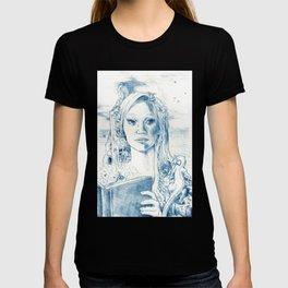 Phantasia in Blue T-shirt