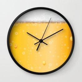 beer lovers Wall Clock