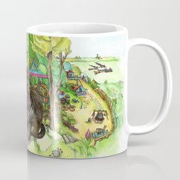 Witchington Gardens Coffee Mug