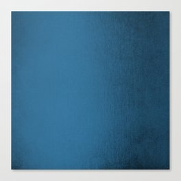 Saltwater Taffy Teal Shimmer Canvas Print