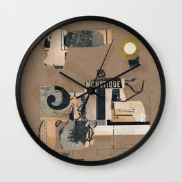 A suivre Wall Clock