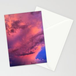 Cloud cocktail Stationery Cards